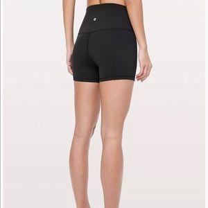 lululemon women's yoga shorts